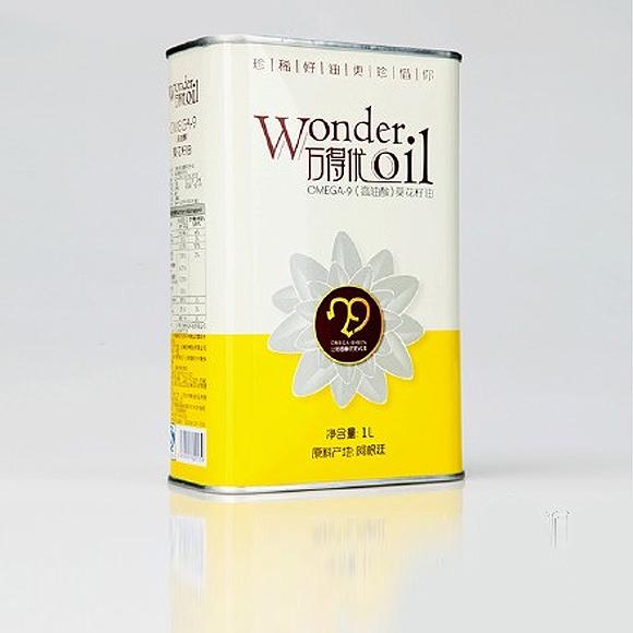 万得优OMEGA-9(高油酸)葵花籽油