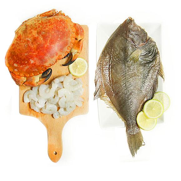 鱼虾蟹组合