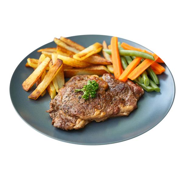 黑胡椒牛排(调理类产品)
