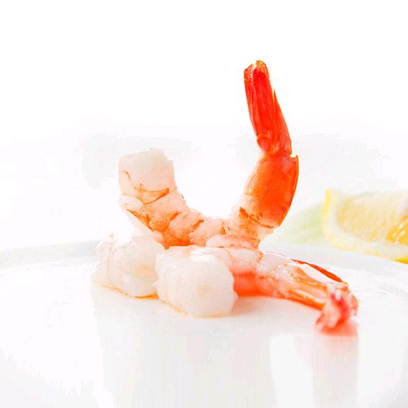 越南熟冻凤尾虾(虎虾)