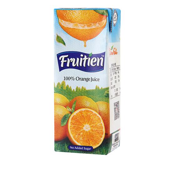 弗里特橙汁200ml