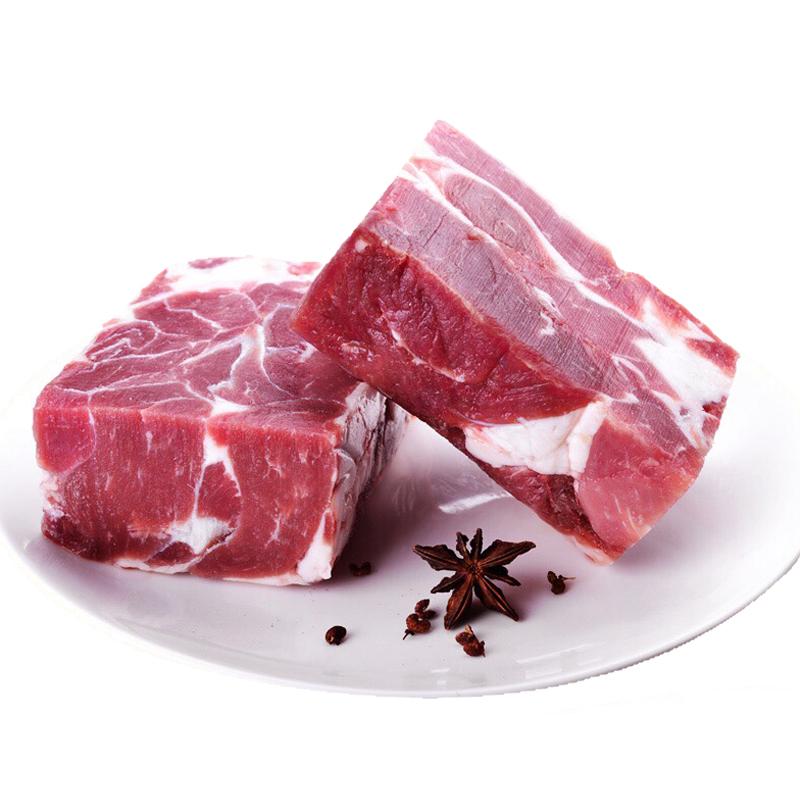 新疆巴什拜羊腩肉