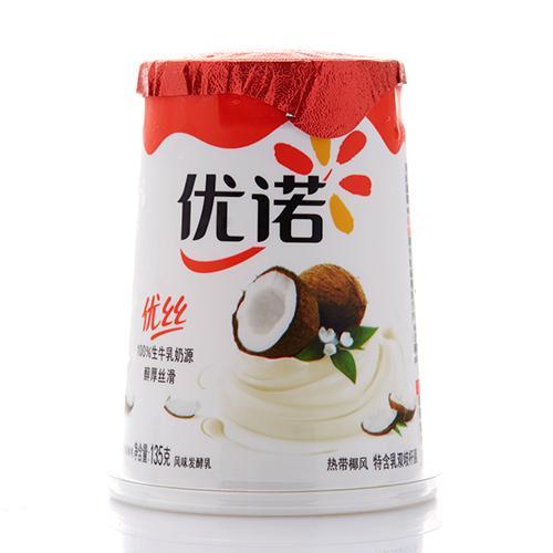 优诺优丝热带椰风味135g*3