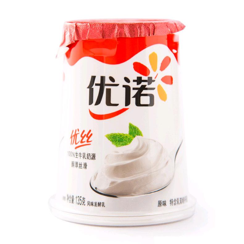 优诺优丝原味135g*3
