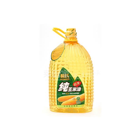 融氏玉米胚芽油5l