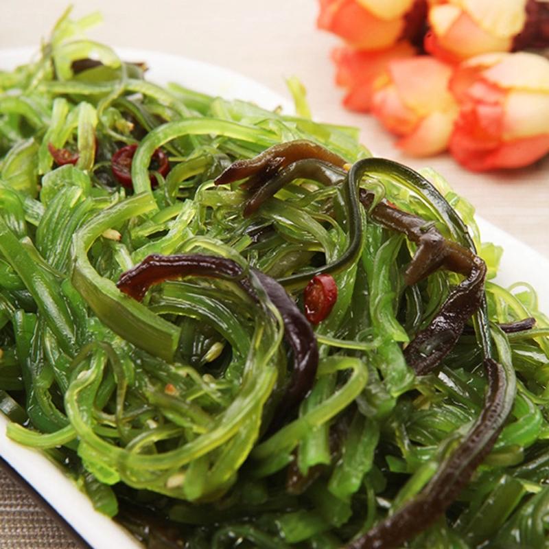 定海针调味裙带菜茎
