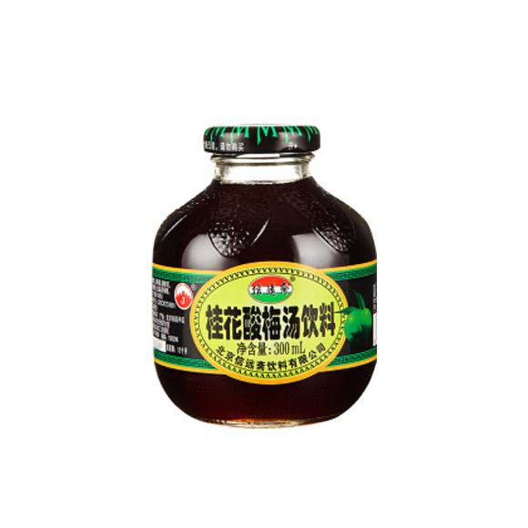 信远斋桂花酸梅汤饮料