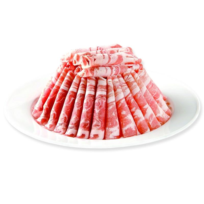 崇明白山羊肉卷