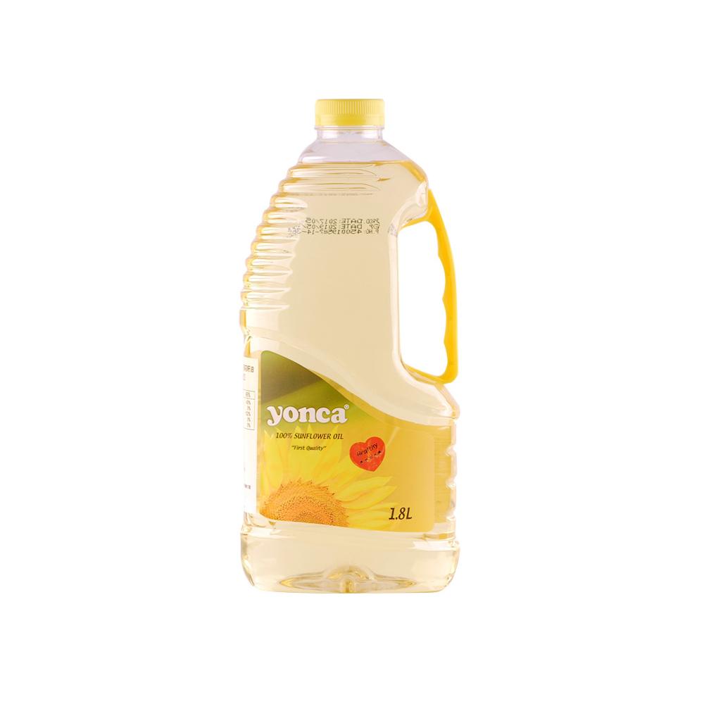 爱太阳雍家葵花籽油