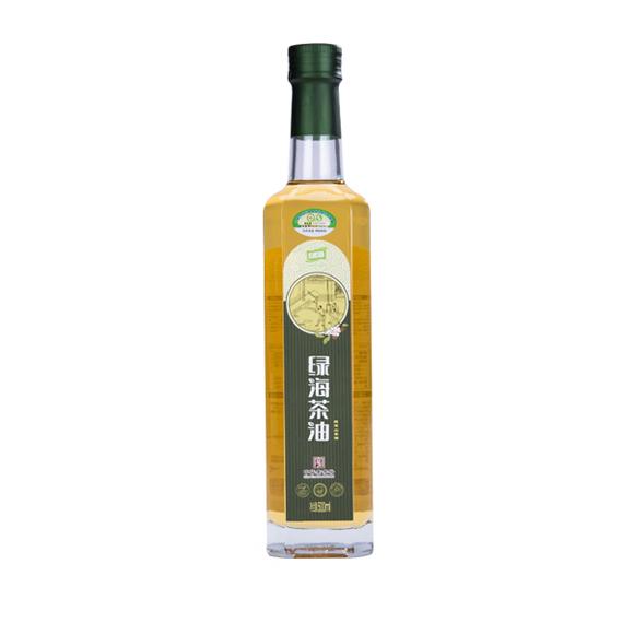 有机纯正山茶油(500ml)