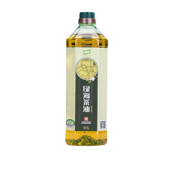 有机纯正山茶油(1.16L)