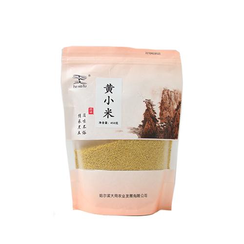 禾下土黄小米