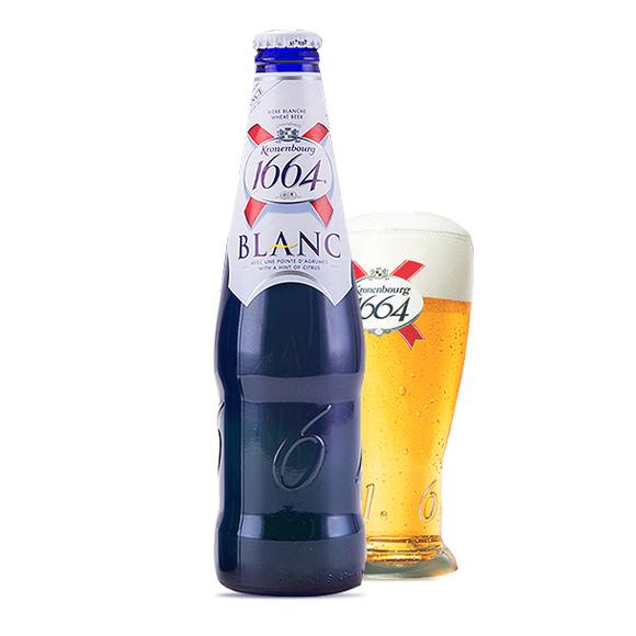 法国1664啤酒