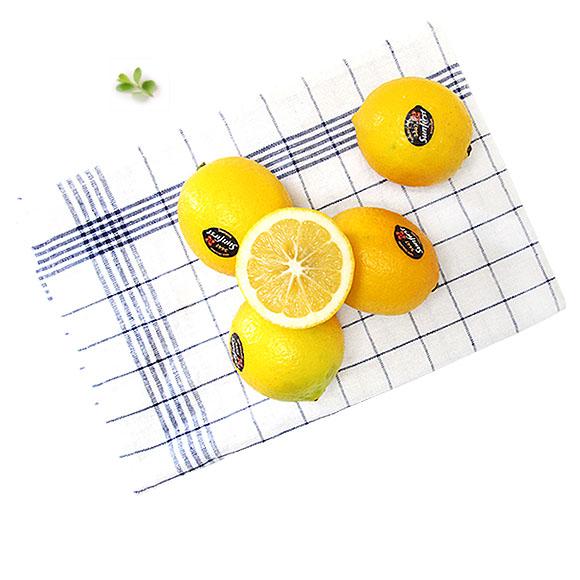 新西兰小黄人香水柠檬 4只装