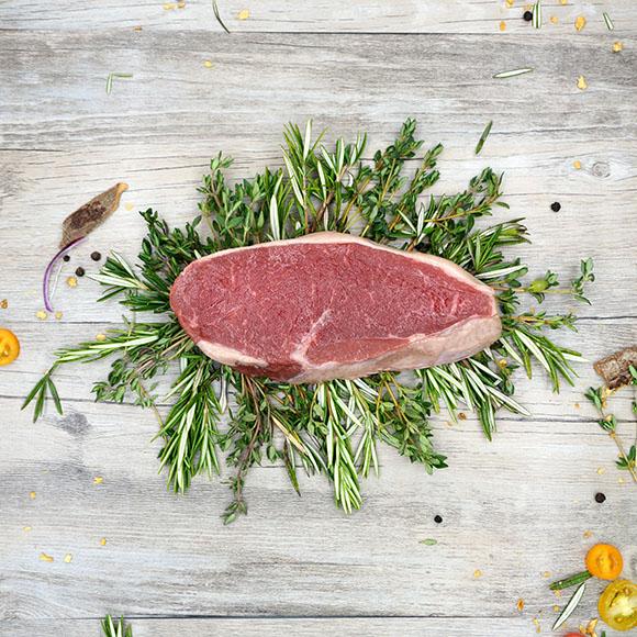 美国黑安格斯盖肉牛排