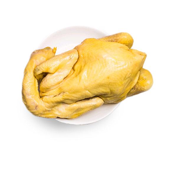 白切鸡(供港瑧品)