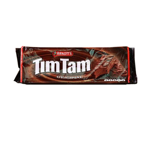 雅乐思timtam牌原味巧克力夹心饼干