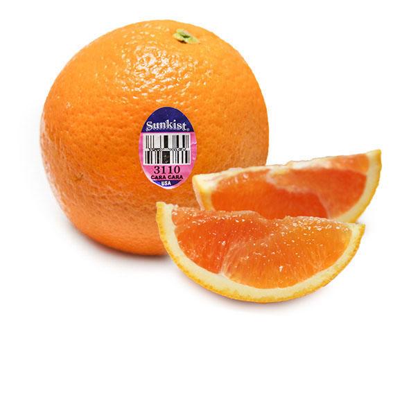 新奇士红肉橙6只装