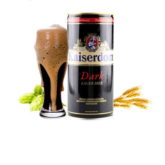 kaiserdom凯撒黑啤酒