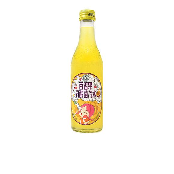 汉口二厂百香果乳酸菌汽水