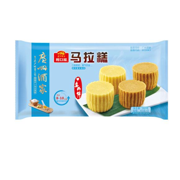 广州酒家马拉糕