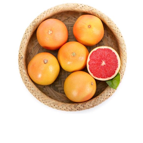 南非进口红西柚葡萄柚 3kg家庭装 单果重200g起 新鲜水果