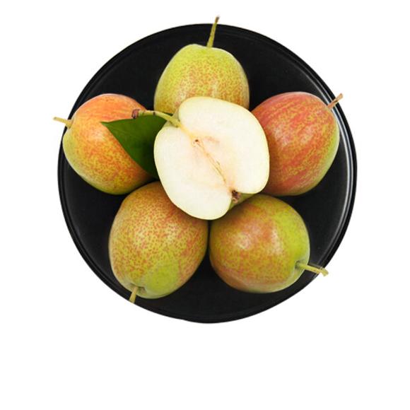 爱奇果 新疆库尔勒红香酥梨 精选特级果 总重约2.5kg 单果90g以上  新鲜水果