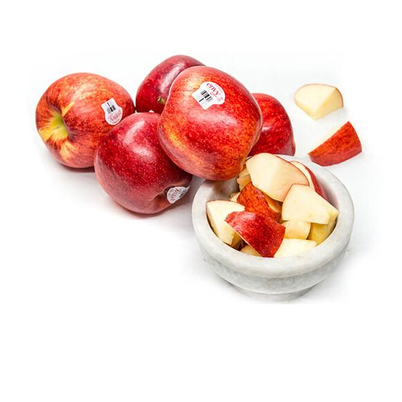 新西兰进口爱妃(envy)苹果 特级钻石巨大果 6粒礼盒装 单果重约235-290g 新鲜苹果水果礼盒