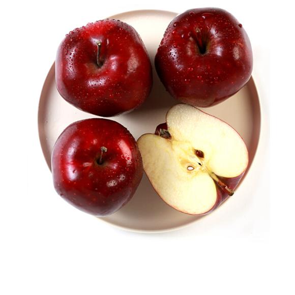 海外直采 美國華盛頓紅蛇果8粒 單果約180-220g 生鮮進口水果蘋果