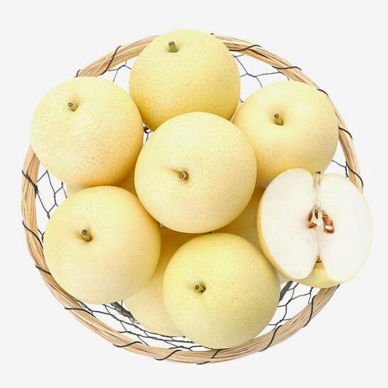 皇冠梨 特級果 凈重約5斤  新鮮水果
