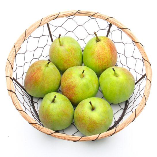 河北 新玉香梨净重5斤 一级梨子 生鲜 新鲜水果