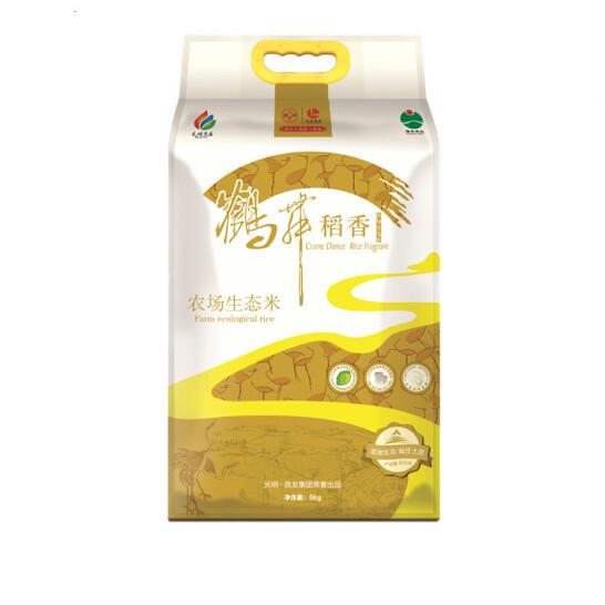 鹤舞稻香生态米5kg