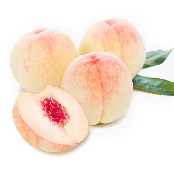 南汇大团珍品蜜露桃