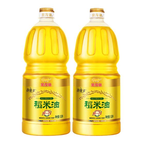 金龙鱼双一万稻米油(非礼盒)
