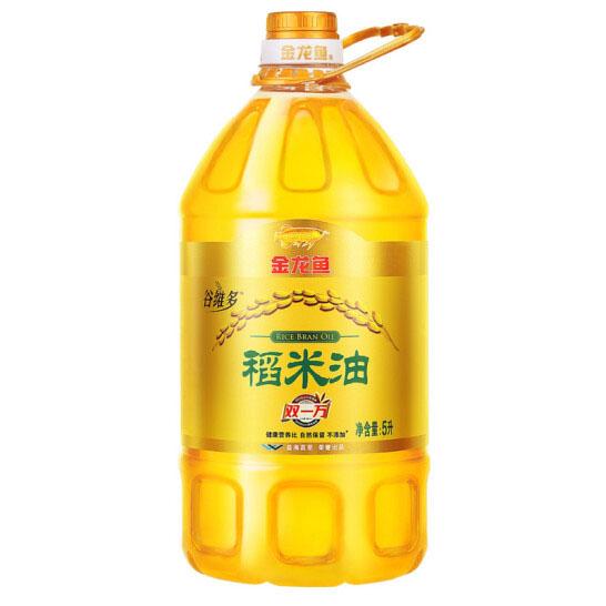 谷維多稻米油