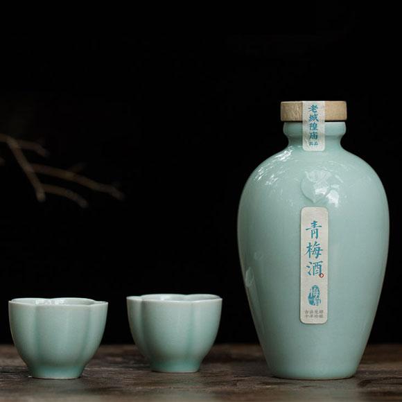 老城隍庙十年珍酿青梅酒(330ml)