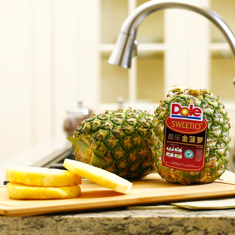 都乐菲律宾菠萝(2只)