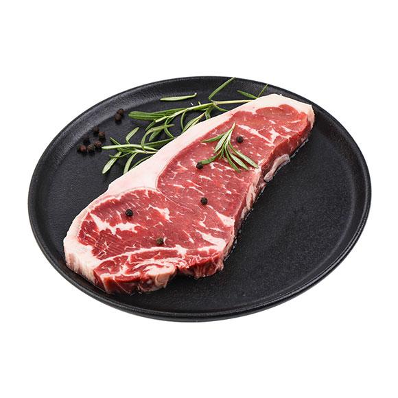 集成优选澳洲安格斯谷饲150天西冷牛排