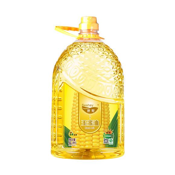 世好玉米油(5L)