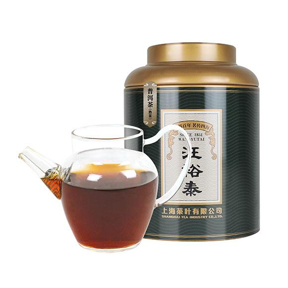 汪裕泰普洱茶绿罐(一级)