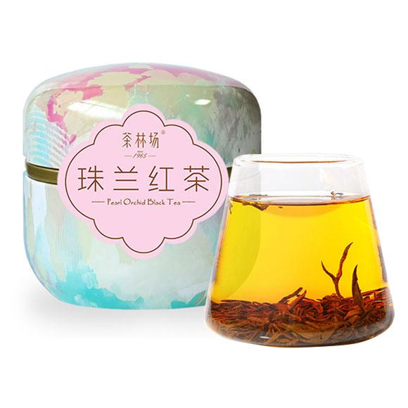 珠兰花红茶