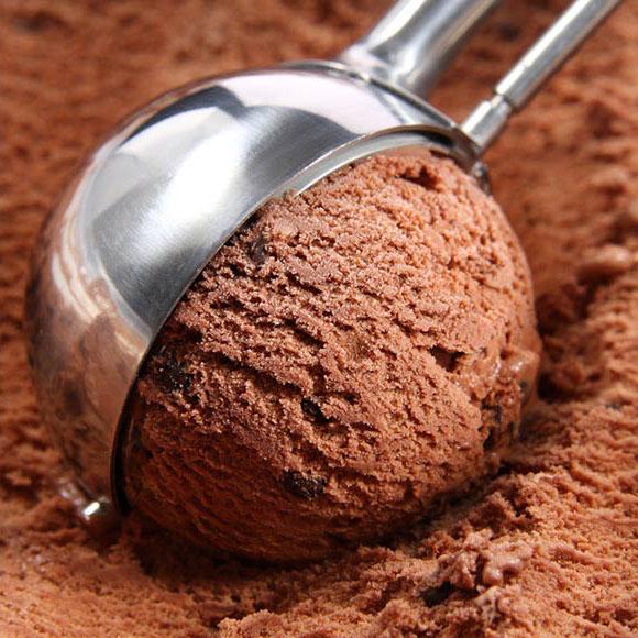 新西兰进口凯蓓蒂冰淇淋香浓巧克力味(1L*2)