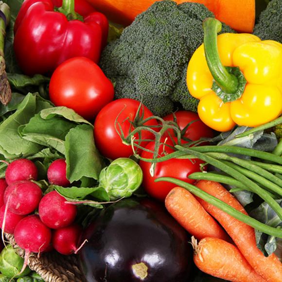 有机蔬菜随机配组合5份