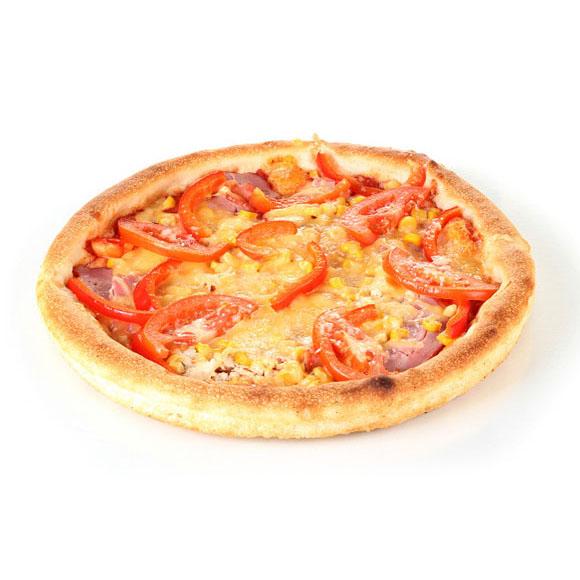 經典火腿披薩