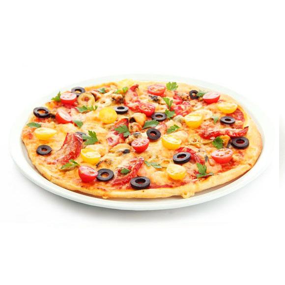 意大利烤肉披萨