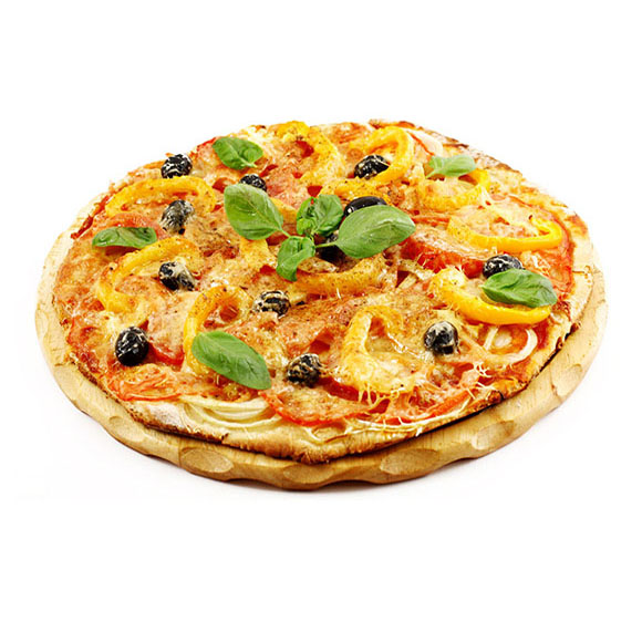 那不勒斯熏鸡披萨