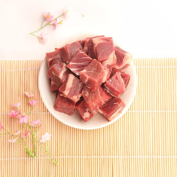 澳洲谷饲牛肉块