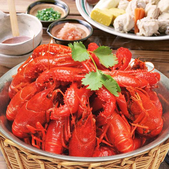 红功夫小龙虾(十三香)