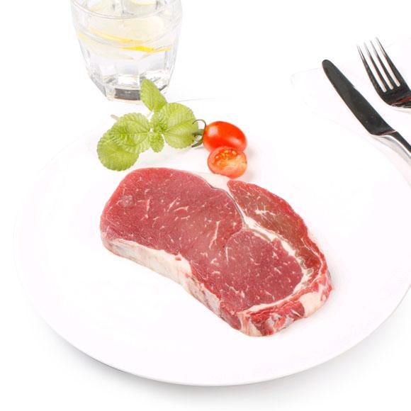 新西兰原切眼肉牛排