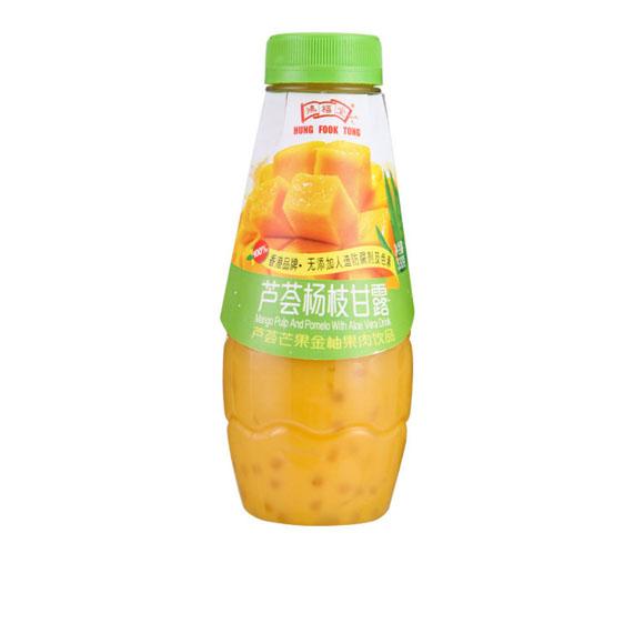 鸿福堂芦荟杨枝甘露330ml